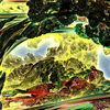 Digital, Mandelbulb, Fraktalkunst, Landschaft
