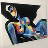 Abstrakte kunst, Realistische kunst, Streetart, Ölmalerei