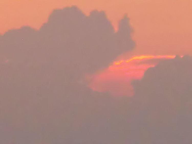 Unterschiedlich, Reiz, Rot, Fotografie, Sonnenuntergang, Himmel
