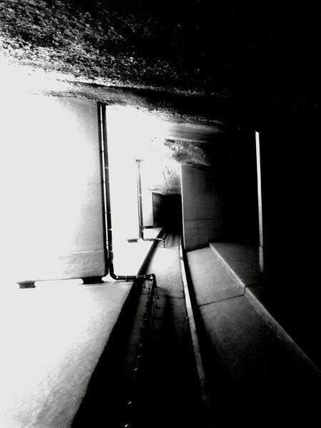 Ruine, Untergang, Einsamkeit, Fotografie