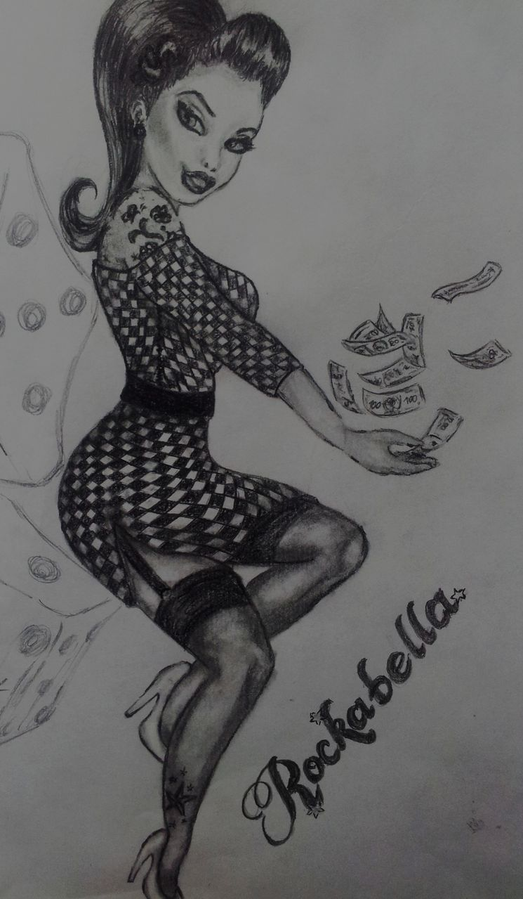 rockabella tattoo