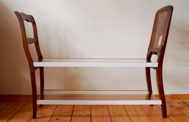 bild skulptur m bel recycling plastik von carla christiana carlson bei kunstnet. Black Bedroom Furniture Sets. Home Design Ideas