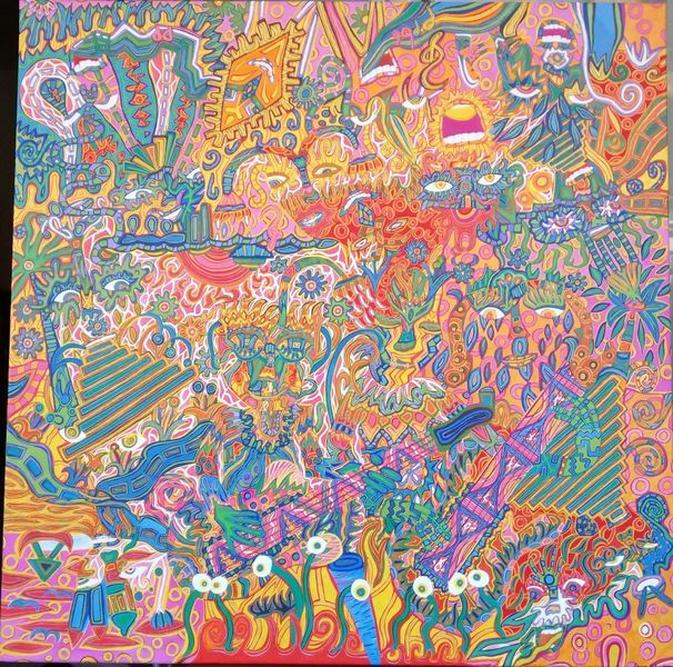 Multiversum, Blick, Wurzel, Farben, Emotion, Musik