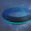 Ufos, Raumschiff, Universum, Digitale kunst