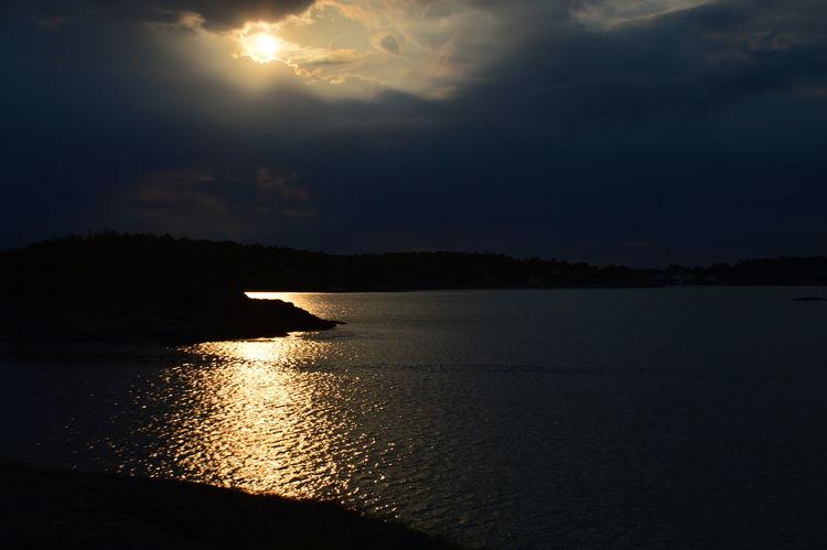 Norwegen, Licht, Sonnenaufgang, Fotografie