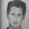 Männlich, Portrait, Mann, Zeichnungen