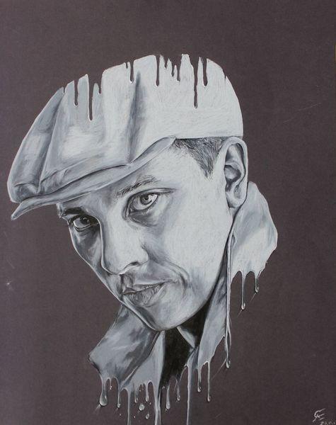 Zeichnung, Abstrakt, Schwarz weiß, Zeichnungen