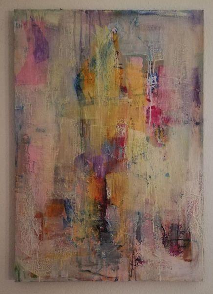 Komposition, Vertikal, Malerei