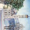Winter, Kirche, Schnee, Bayer