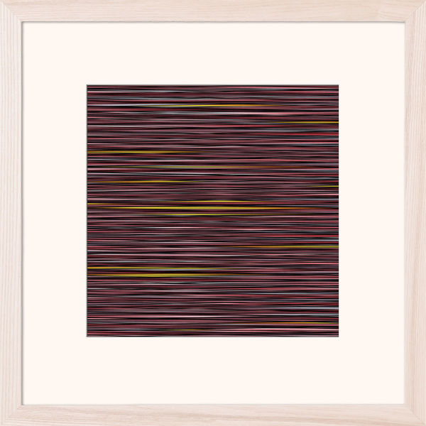 Abstrakt, Konzept, Linie, Quadrat, Horizont, Streifen