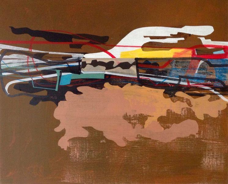 Welt, Universum, Gemälde, Landschaft, Abstrakte malerei, Himmel