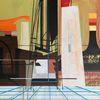 Technologie, Rätsel, Futurismus, Acrylmalerei
