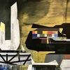 Acrylmalerei, Technologie, Metaphysisch, Malerei