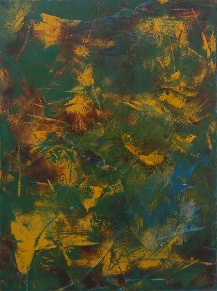 Grauens, Farben, Malerei