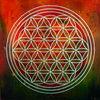 Rund, Blume des lebens, Lebensblume, Spirituell