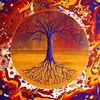 Tree of life, Baum des lebens, Lebensbaum, Lebensbäume