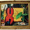 Dutt, Landschaft, Ölmalerei, Colectiv