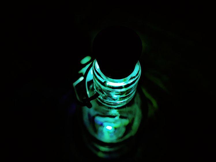 Flasche, Licht, Fotografie