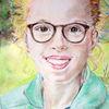 Pastellmalerei, Zeichnungen,