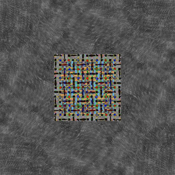 Quadrat, Moiré, Effekt, Fantasie, Digitale kunst