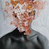 Mixed media, Portrait, Mischtechnik, Fotografie