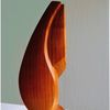 Figur, Fabelwesen, Holzskulptur, Skulptur
