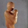 Vertrauen, Liebe, Geborgenheit, Skulptur