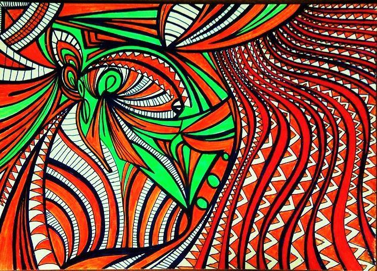 Fotobearbeitung, Zeichnung, Surreal, Zeichnungen,