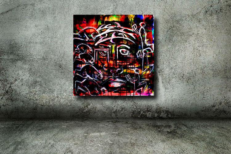 Speed paint, Mann, Religion, Extrem, Jesus, Surreal