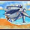Zeichnung, Aquarellmalerei, Malen, Aquarell