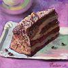Schokolade tortenstück kuchen, Süßigkeit, Torte, Stillleben