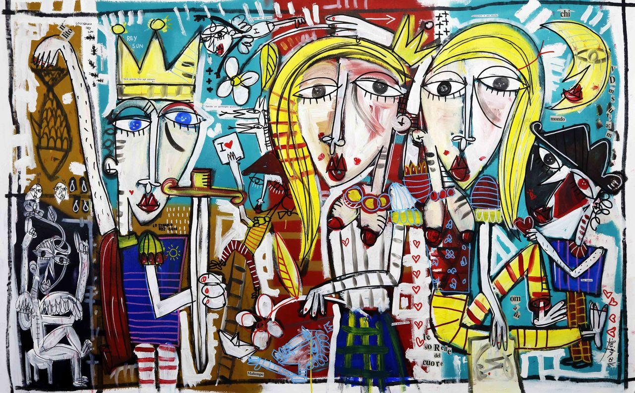 Bild: Zeitgenössisch, Zeitgenössische kunst, Moderne kunst, Modern ...