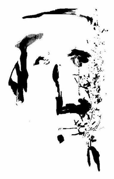 Figural, Digital, Expressionismus, Portrait, Abstrakt, Zeichnungen