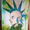 Malerei, Alternativen, Abstrakt, Iro