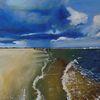 Meer, Strand, Nordsee, Landschaft