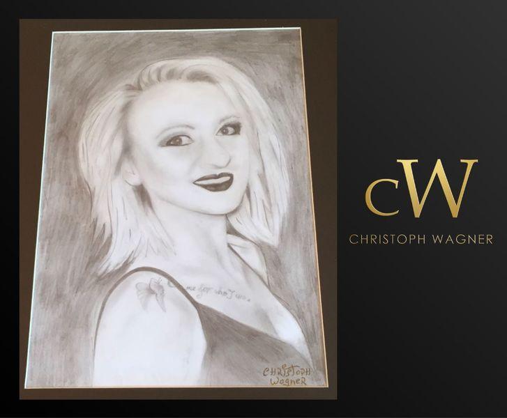 Weiß, Bleistiftzeichnung, Portrait, Schwarz, Zeichnungen