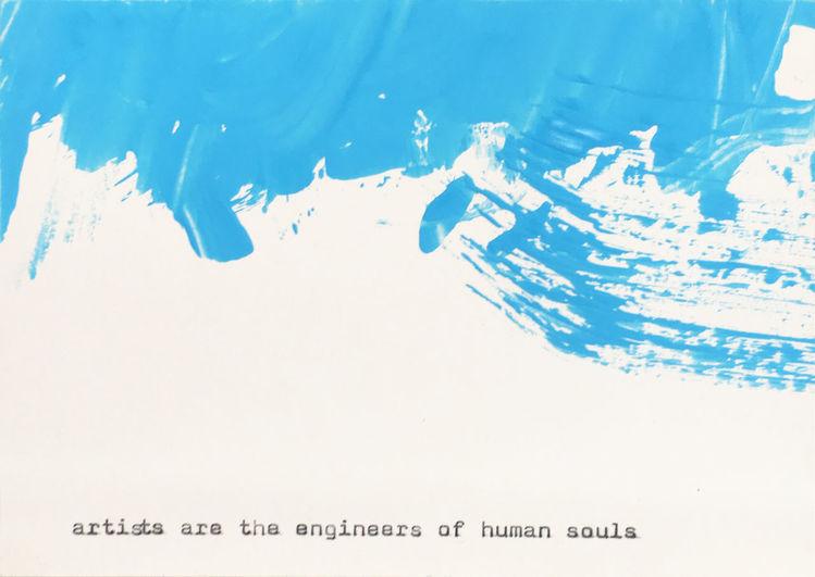 Seele, Malerei,