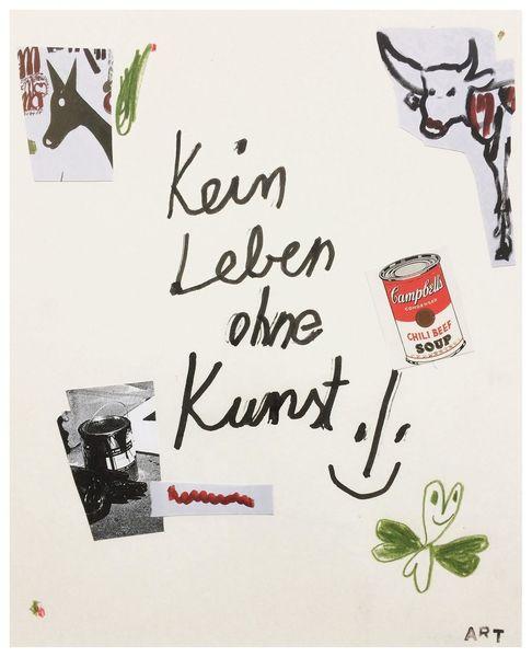 Yes, Leben, Yesart, Mischtechnik,