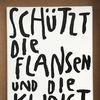 Flansen, Yes, Artenschutz, Malerei