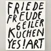 Kuchen, Yesart, Frieden, Freude