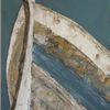 Collage, Sand, Verwittert, Strand