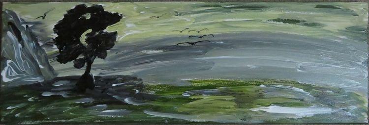 Himmel, Vogel, Grün, Natur, Frankreich, Wasser