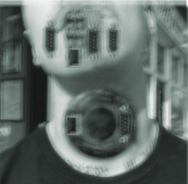 Fiktion, Portrait, Dystopisch, Zukunft, Utopie, Menschen