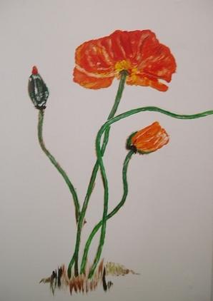 Malerei, Malerei acryl, Acryl acrylmalerei