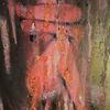 Modern art, Farben, Menschen, Malerei