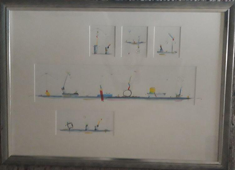 Pinnwand, Kunstwerk
