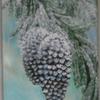 Modern art, Wandbild, Acrylmalerei, Blau