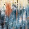 Malerei acrylmalerei, Modern art, Abstrakt, Farben