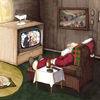 Weihnachtsmann, Fernsehen, Ptrekär, Illustrationen