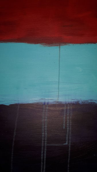 Abstrakt, Farben, Linie, Malerei